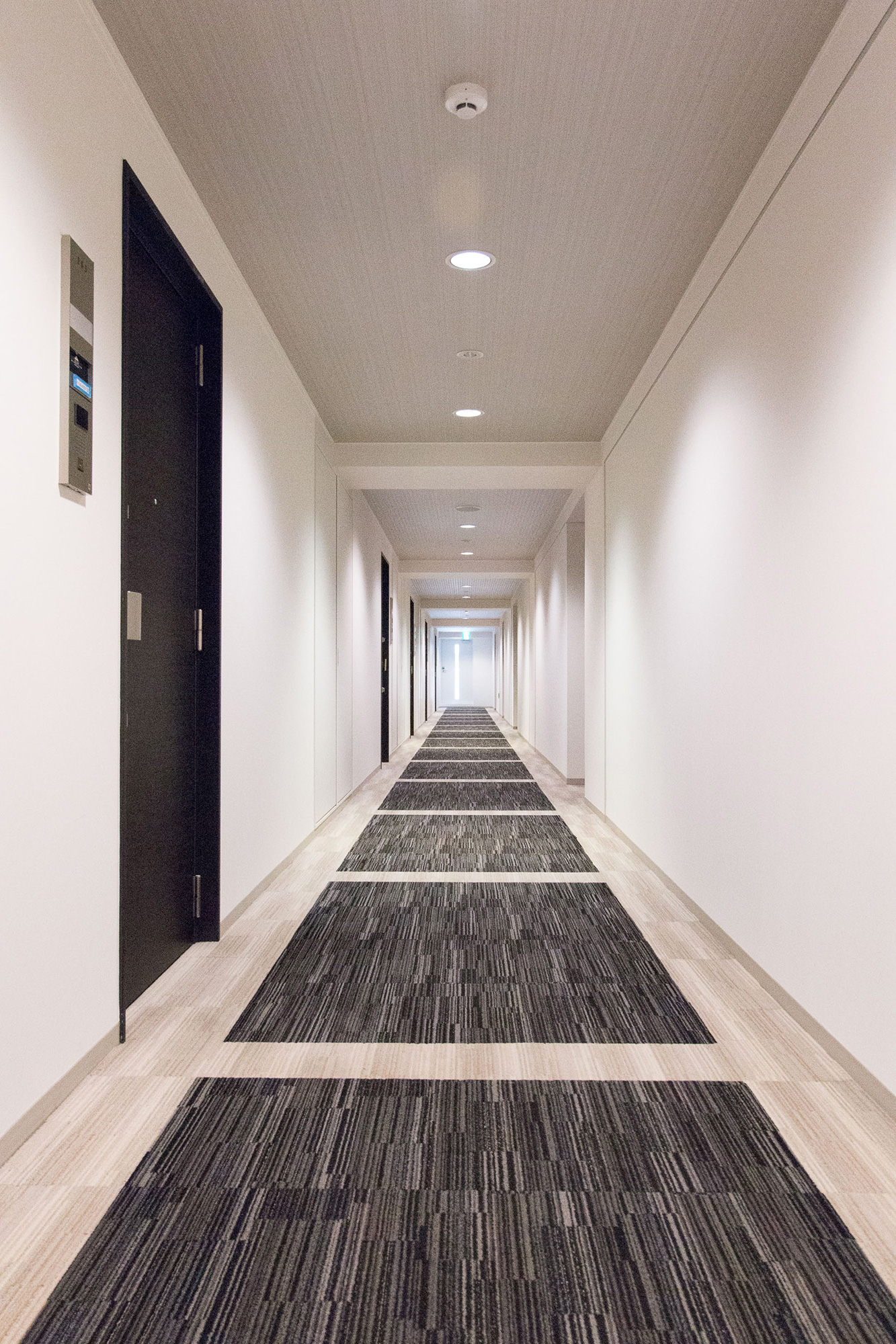 内廊下設計
