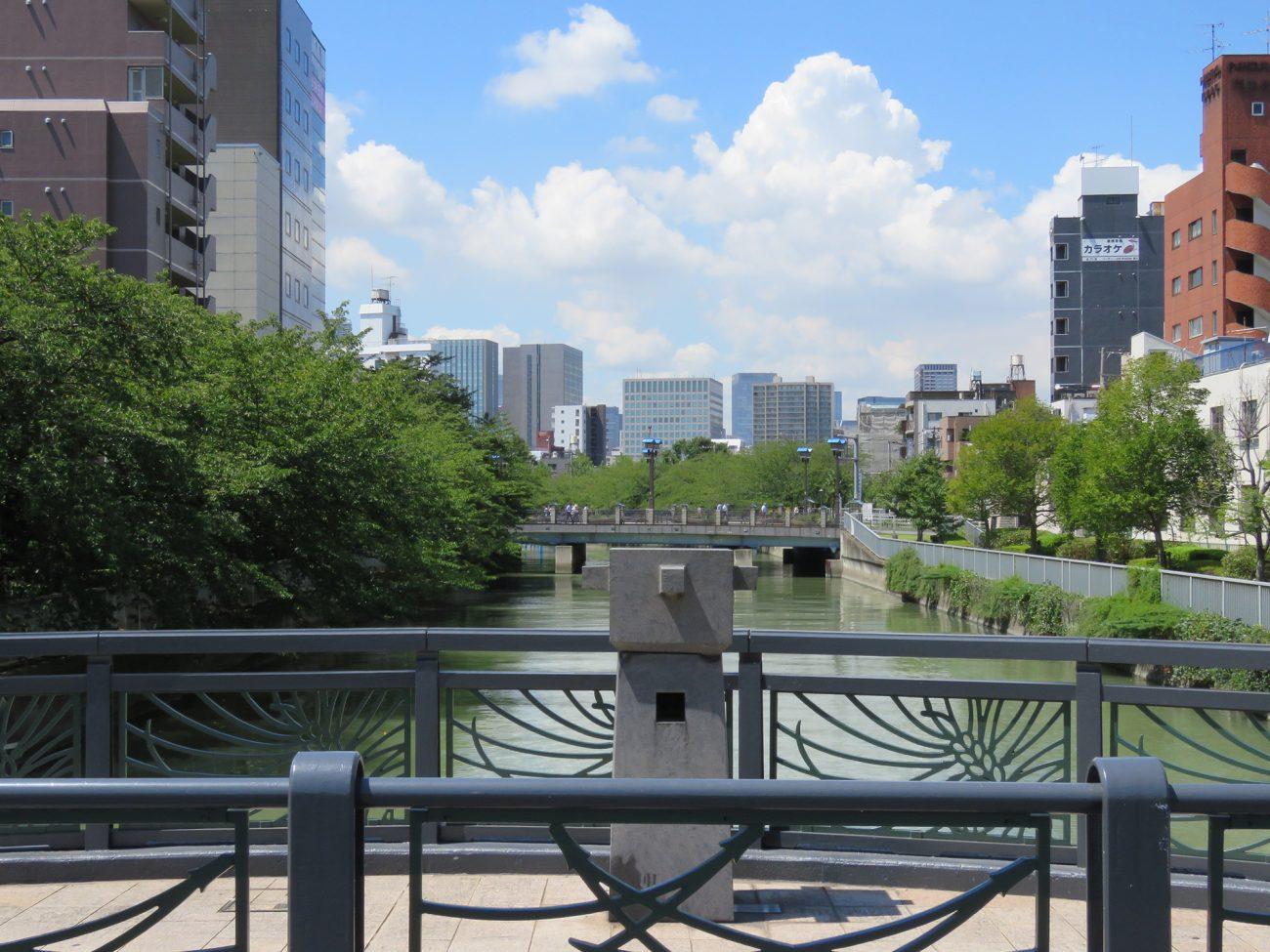 周辺環境(大横川)