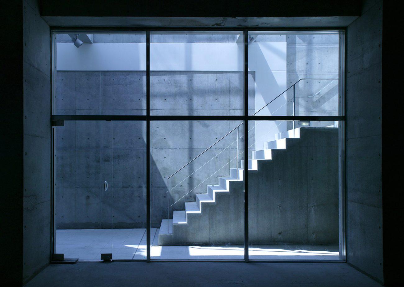 カスタリア広尾 階段室